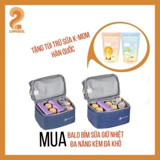 Combo balo Mama s Choice Kèm đá khô (có bán lẻ)