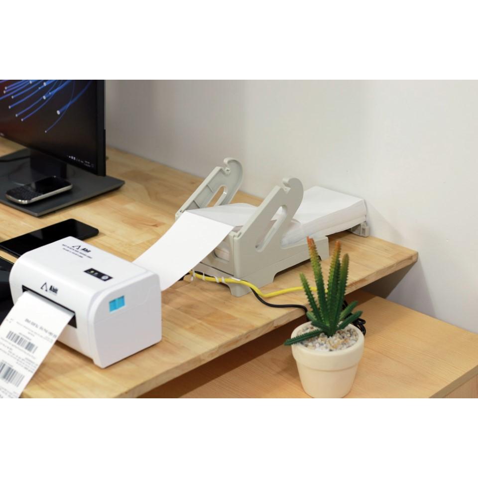 Giấy in đơn hàng TMĐT tự dán dành cho máy in TMĐT ABIT Q900 Size 100x150mm