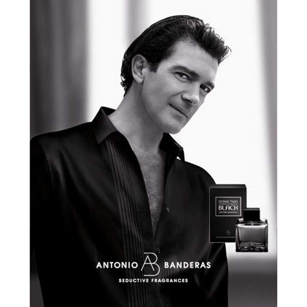 Paris France Beauty - Nước Hoa Nam Antonio Banderas Black Seduction EDT
