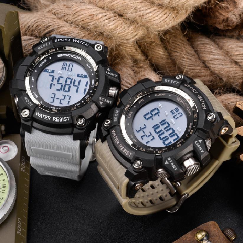 Đồng hồ điện tử chống thấm nước có chuông báo