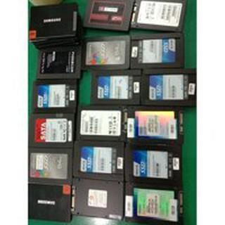 Ổ cứng ssd cũ dung lượng: 60GB, 64GB, 120GB, 128GB,240GB, Hàng chính hãng tháo máy, test good.