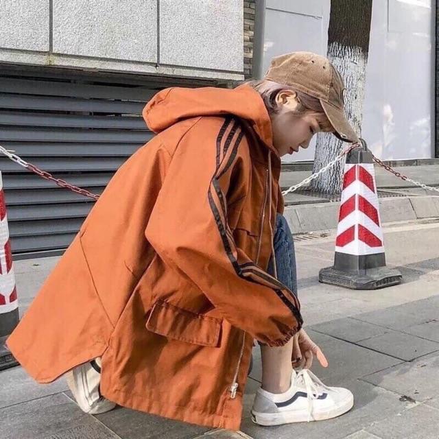 [Mã APWARN50 hoàn 50k xu đơn 250k] áo khoác kaki túi hộp