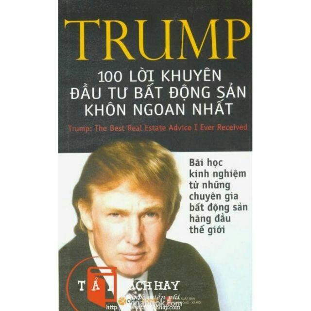 sách- Trump 100 lời khuyên đầu tư bất động sản khôn ngoan nhất - 3466266 , 826612873 , 322_826612873 , 49000 , sach-Trump-100-loi-khuyen-dau-tu-bat-dong-san-khon-ngoan-nhat-322_826612873 , shopee.vn , sách- Trump 100 lời khuyên đầu tư bất động sản khôn ngoan nhất