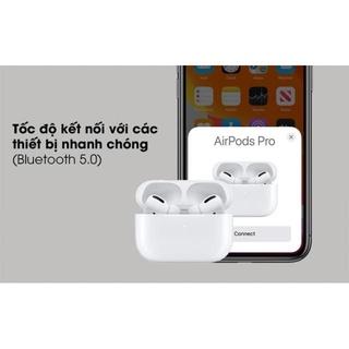 Tai Nghe Bluetooth Cao Cấp Phiên Bản Pro Định Vị, Đổi Tên, Sạc Không Dây, Dùng Cho IOS và Androi