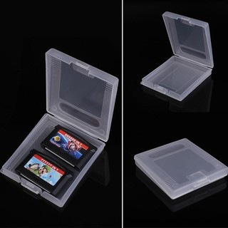 Game Transparent Storage Protective Protection Dust Cover Case Shell Cartridge