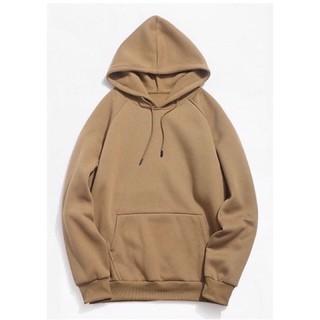 Áo hoodie mà nâu đất cục hot