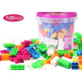 Bộ xếp hình đồ chơi cho bé