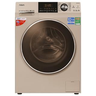 MIỄN PHÍ CÔNG LẮP ĐẶT - DD850A N2 Máy giặt Aqua Inverter 8.5 kg AQD-DD850A N2