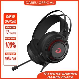 Tai nghe Dareu EH416 ❤️ Freeship ❤️ Giả lập 7.1, Mic chống ồn, BH chính hãng Mai Hoàng