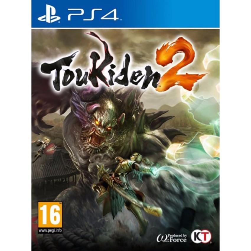 Đĩa game PS4 TOUKIDEN 2