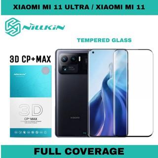 Nillkin Kính Cường Lực 3D Bảo Vệ Màn Hình Cho XIAOMI MI 11 ULTRA / 11