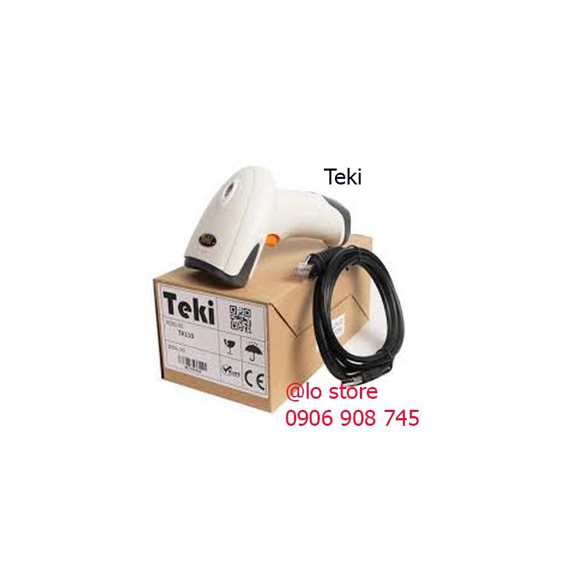 Máy quét mã vạch 1D TEKI TK110 Giá chỉ 1.720.000₫