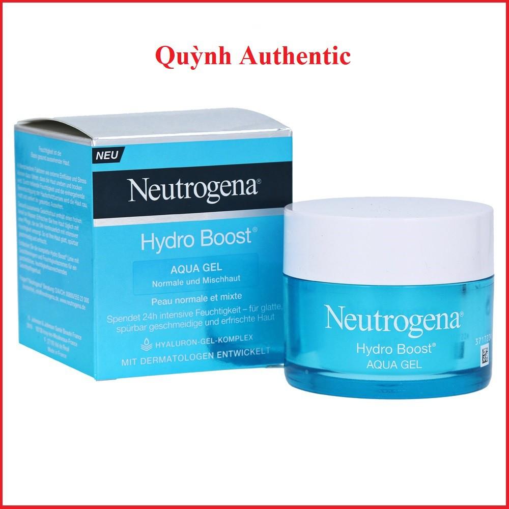 Kem dưỡng ẩm Neutrogena Water Gel - Gel Cream -Water-gel (da dầu)⚡ FREESHIP ⚡