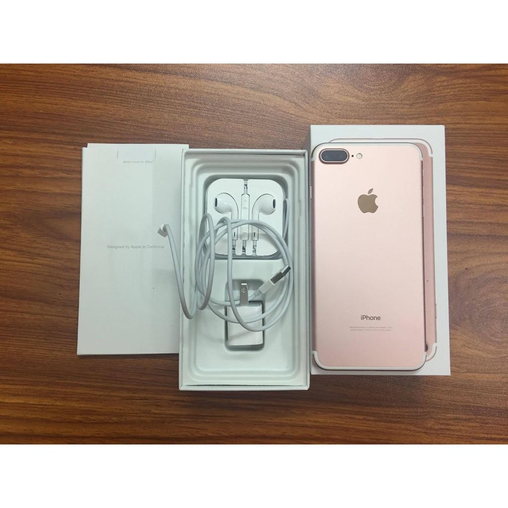 Điện thoại iPhone 7 Plus fullbox bản quốc tế - BH 12 Tháng   Nông Trại Vui  Vẻ - Shop