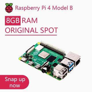 Máy tính Raspberry Pi 4 Model B v1.2