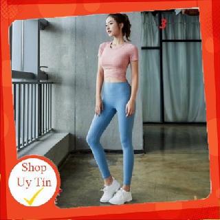 Bộ Đồ Tập Gym, Yoga, Aerobic Nữ cao cấp, chuẩn form RoseSport RO007