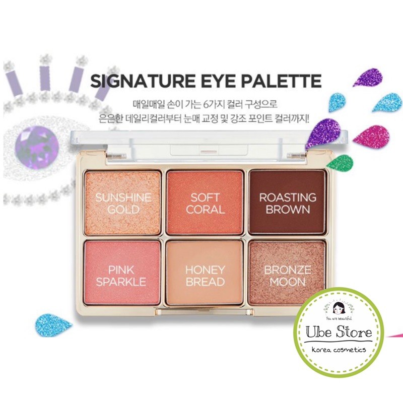 BẢNG PHẤN MẮT HELENA & KRISTIE SIGNATURE EYE SHADOW #SALE_OFF_94%