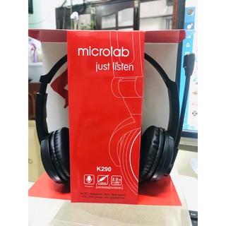 Tai nghe Microlab K290