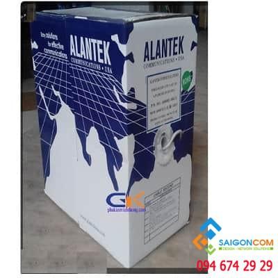 Cáp mạng Alantek Cat6 UTP -23AWG, 4-pair TIA/EIA 568B -301-6008LG-03BU