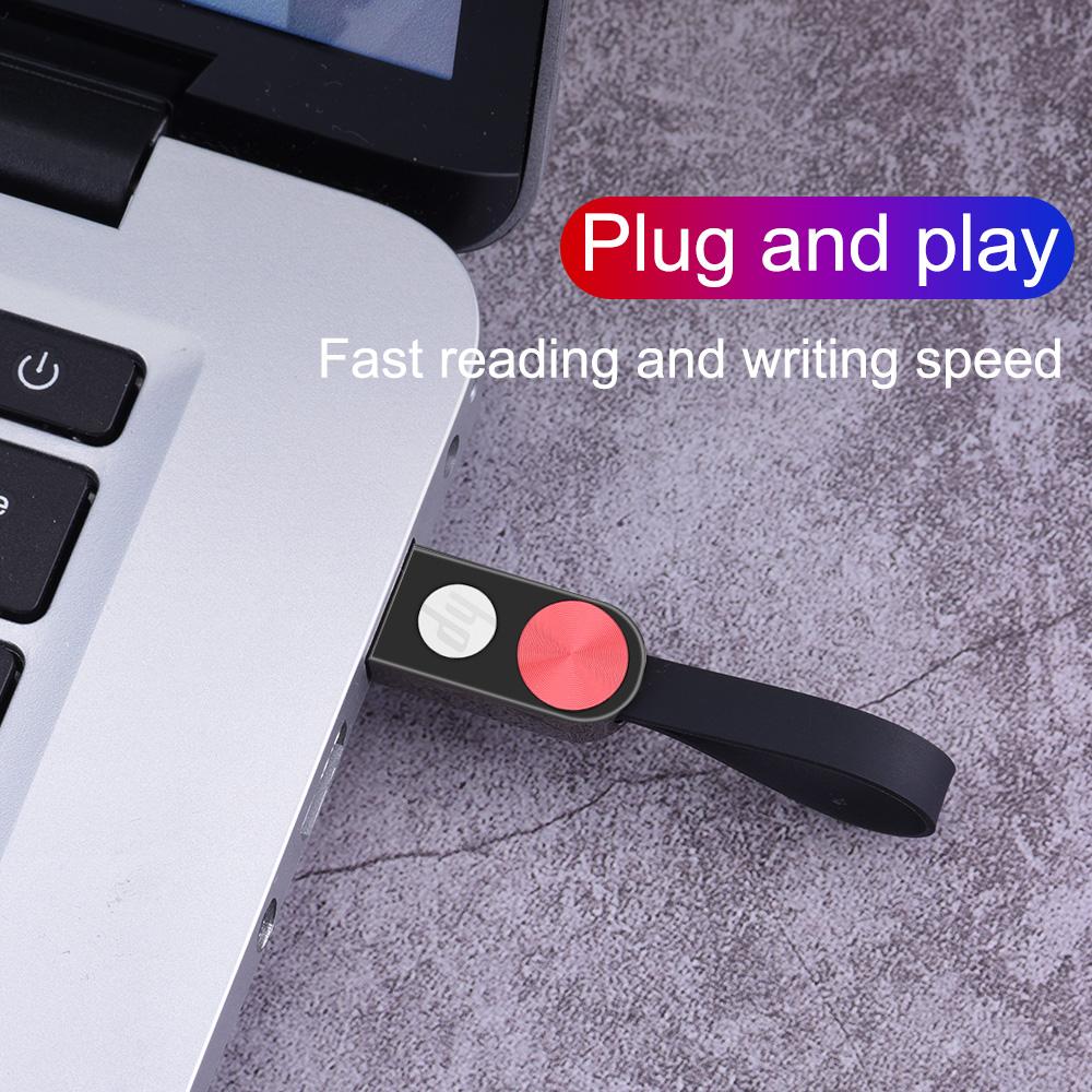 Ổ Đĩa HP Usb 3.0 Có Bộ Nhớ 1TB 2TB Tốc Độ Cao Cho Máy Tính