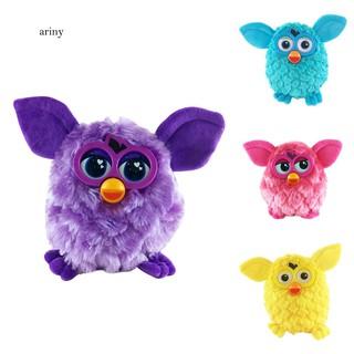 ♞Electronic Recording Talking Phoebe Interactive Pet Toy Cartoon Owl Plush Doll