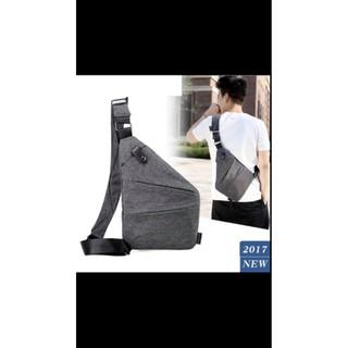 Túi đeo chéo nam chống trộm siêu nhẹ