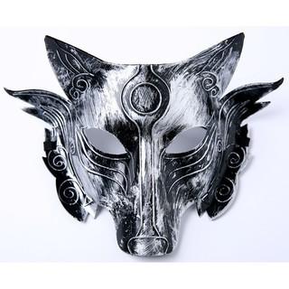 mặt nạ hóa trang-măt nạ sói R[AH96]