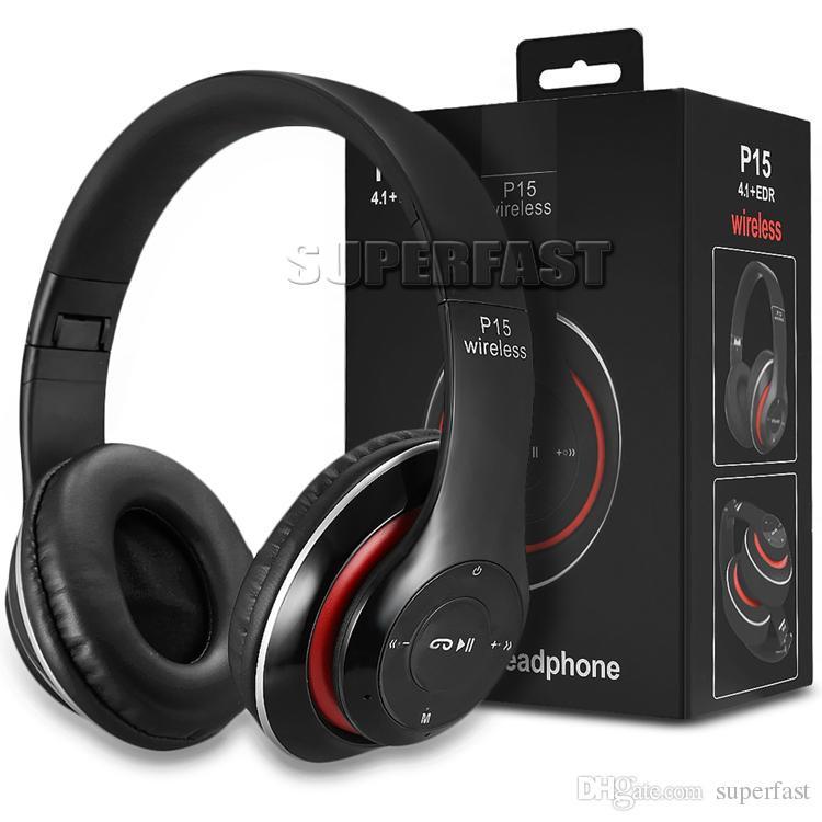 Tai nghe Bluetooth P15 bass mạnh