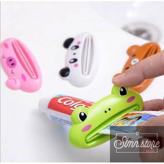 [Sản phẩm mới] Nặn kem đánh răng hình thú ngộ nghĩnh cho bé. SD3-KepDR-hinhthu