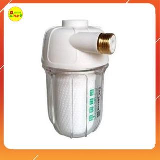 Bộ lọc cặn đầu nguồn cho nguồn nước sinh hoạt Lọc cặn cấp nước máy giặt lọc thô bình nóng lạnh lọc nước đầu vòi hoa sen