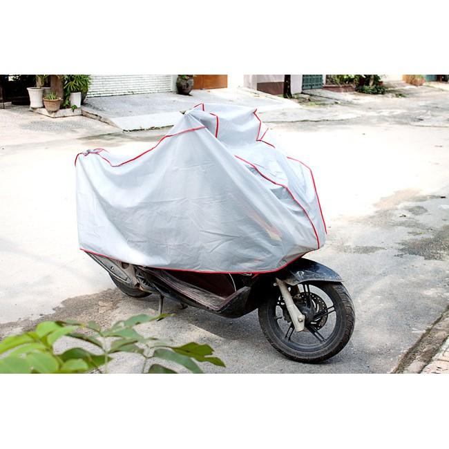 Bạt phủ xe máy che nắng, mưa loại dầy - 2709354 , 95873078 , 322_95873078 , 65000 , Bat-phu-xe-may-che-nang-mua-loai-day-322_95873078 , shopee.vn , Bạt phủ xe máy che nắng, mưa loại dầy