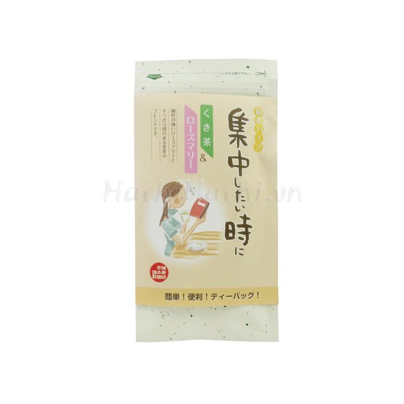 Trà Kukicha hương thảo túi lọc Kanes 8 gói