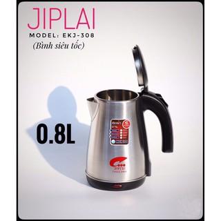 ẤM SIÊU TỐC JIPLAI EKJ-308 (0.8L)