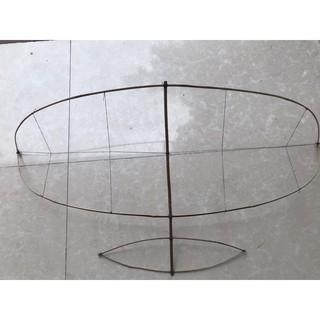 Khung diều sáo mini ( khung tre làm bằng tay, đọc kỹ mô tả sản phẩm trước khi mua ) thumbnail