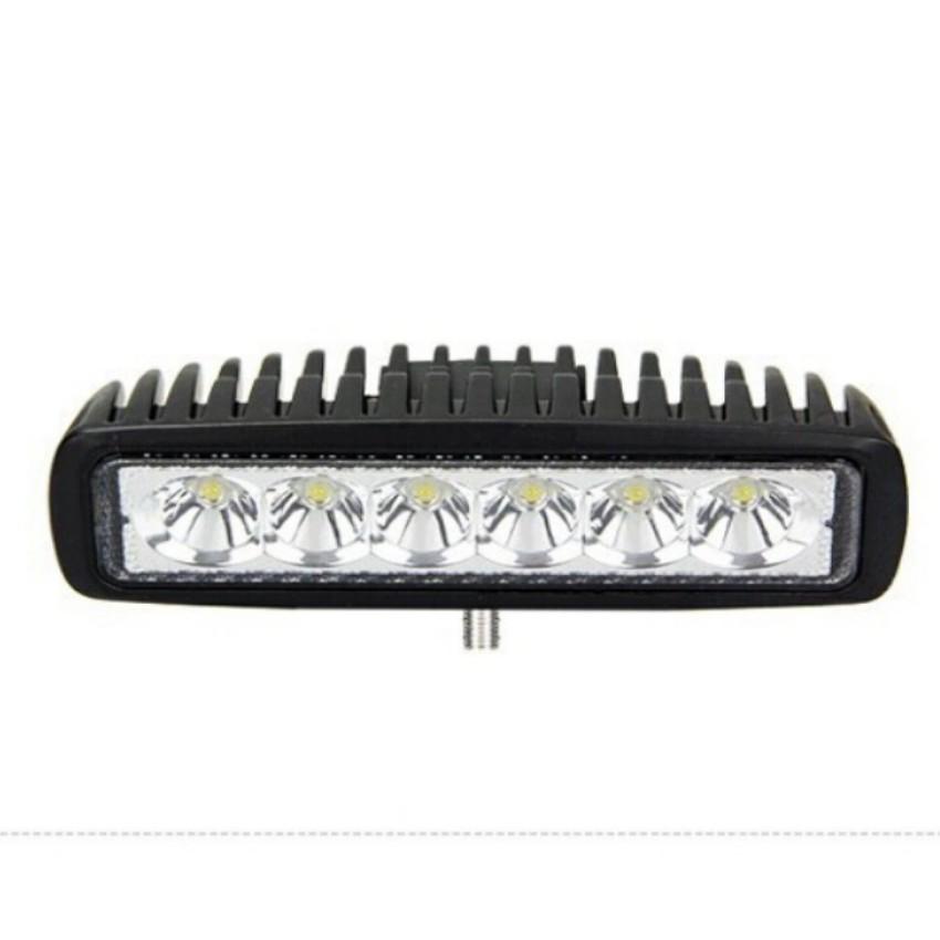 Thanh Đèn Pha Đi Sương LED 18W Dành Cho Xe SUV Địa Hình 4WD TI6586