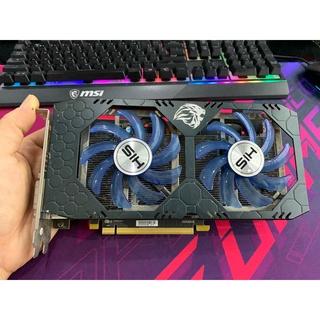 Card màn hình HIS RX470 4GB DDR5 OC Cũ thumbnail