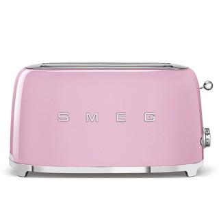Máy nướng bánh mì SMEG TOASTER TSF01 màu hồng