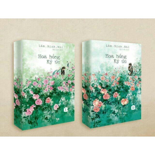 (Sách Thật) Hoa Hồng Ký Ức (Trọn Bộ 2 Tập)