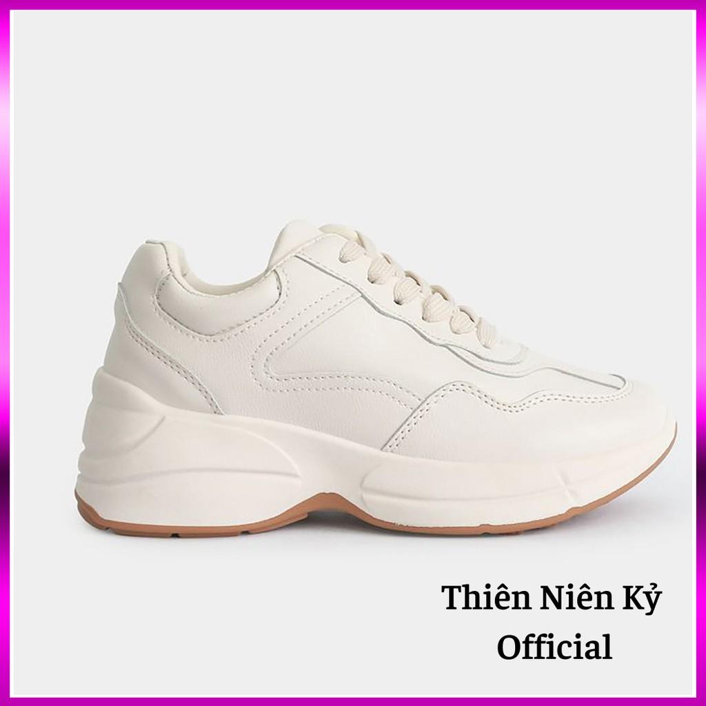 Giày Thể Thao Nữ Sneaker Da Mịn MIFAT - GSK21