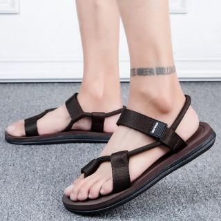 Sandal nam nữ xỏ ngón , xăng đan đôi đi du lịch, đi biển mẫu mới 2021 thumbnail