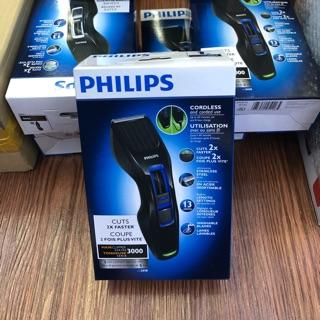 Tông đơ cắt tóc Philips s3000