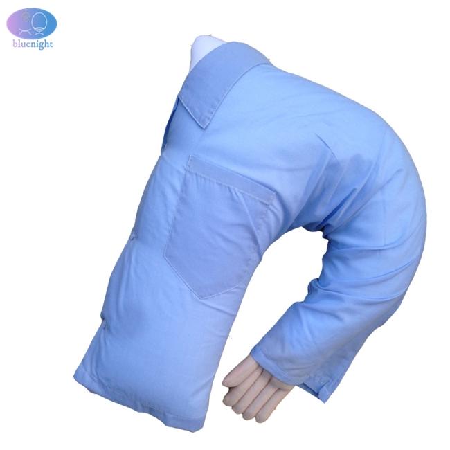 Cute Boyfriend Arm Body Shape Throw Pillow Bed Cushion