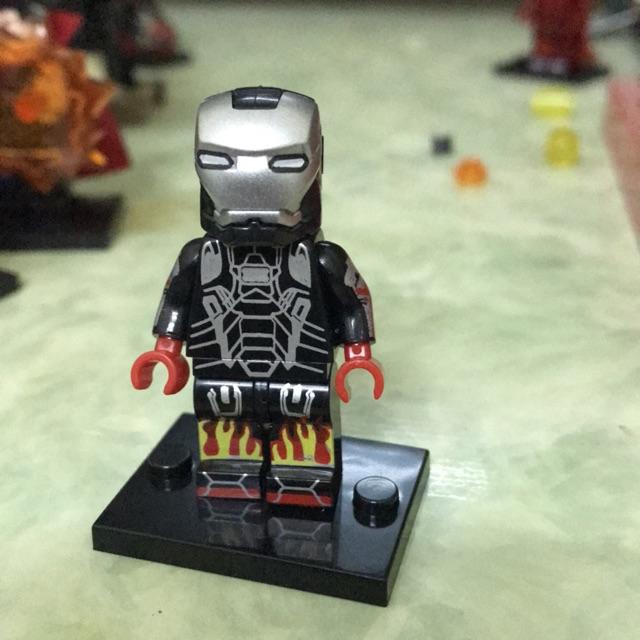 Minifigure nhân vật Ironman MK 22