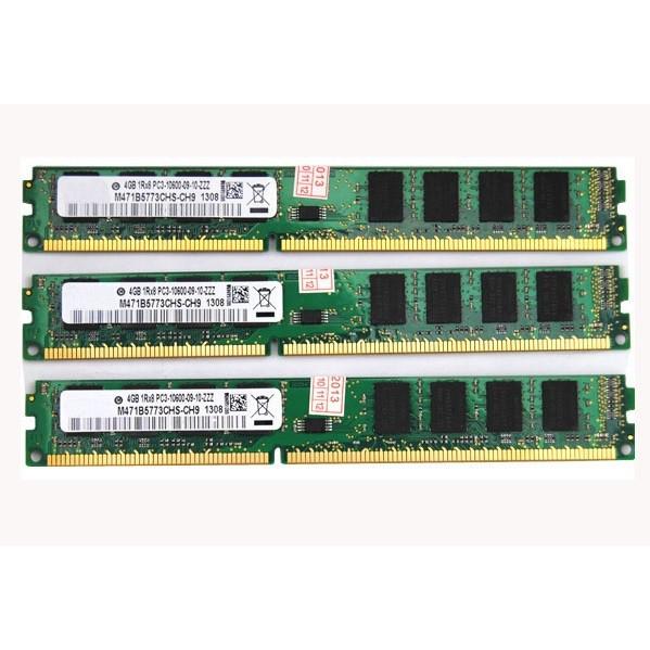 RAM DDR3 4GB 350K Giá chỉ 300.000₫