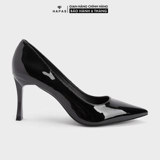 Giày Cao Gót Nữ Da Bóng Gót Mảnh 9Phân HAPAS - CG9941 thumbnail