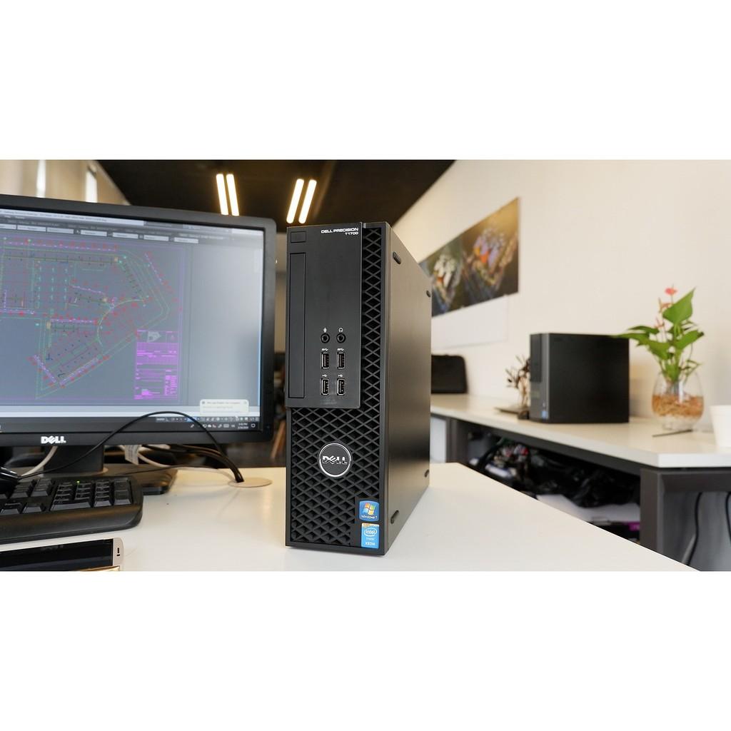 Máy bộ vi tính T1700: i5 8G 120G SSD LCD 22 inch