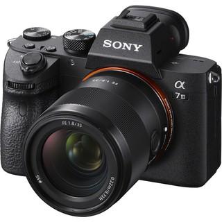Ống Kính Sony FE 35mm F/1.8 - Chính Hãng Sony Việt Nam