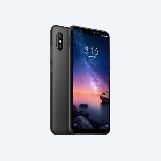 Điện thoại di động XIAOMI Redmi Note 6 Pro - Hàng Chính Hãng