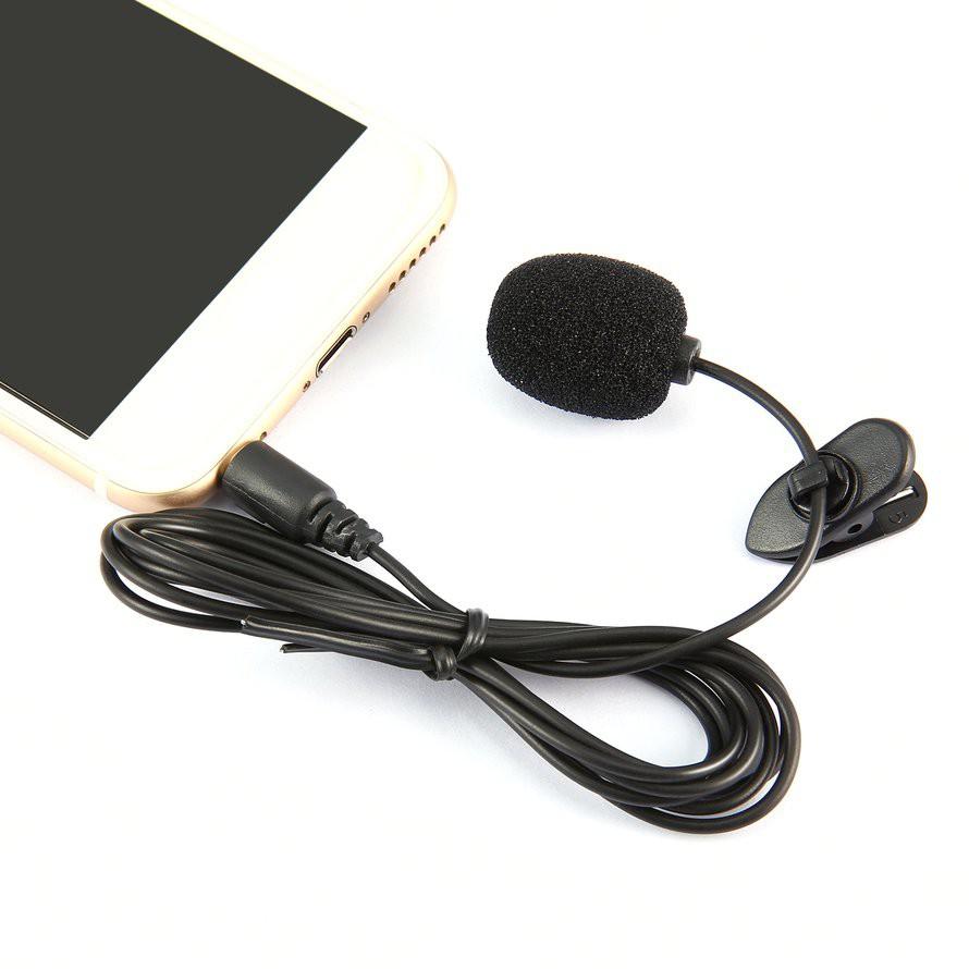 Micro Cài Áo Đầu Cắm 3.5mm Cho Pc Laptop