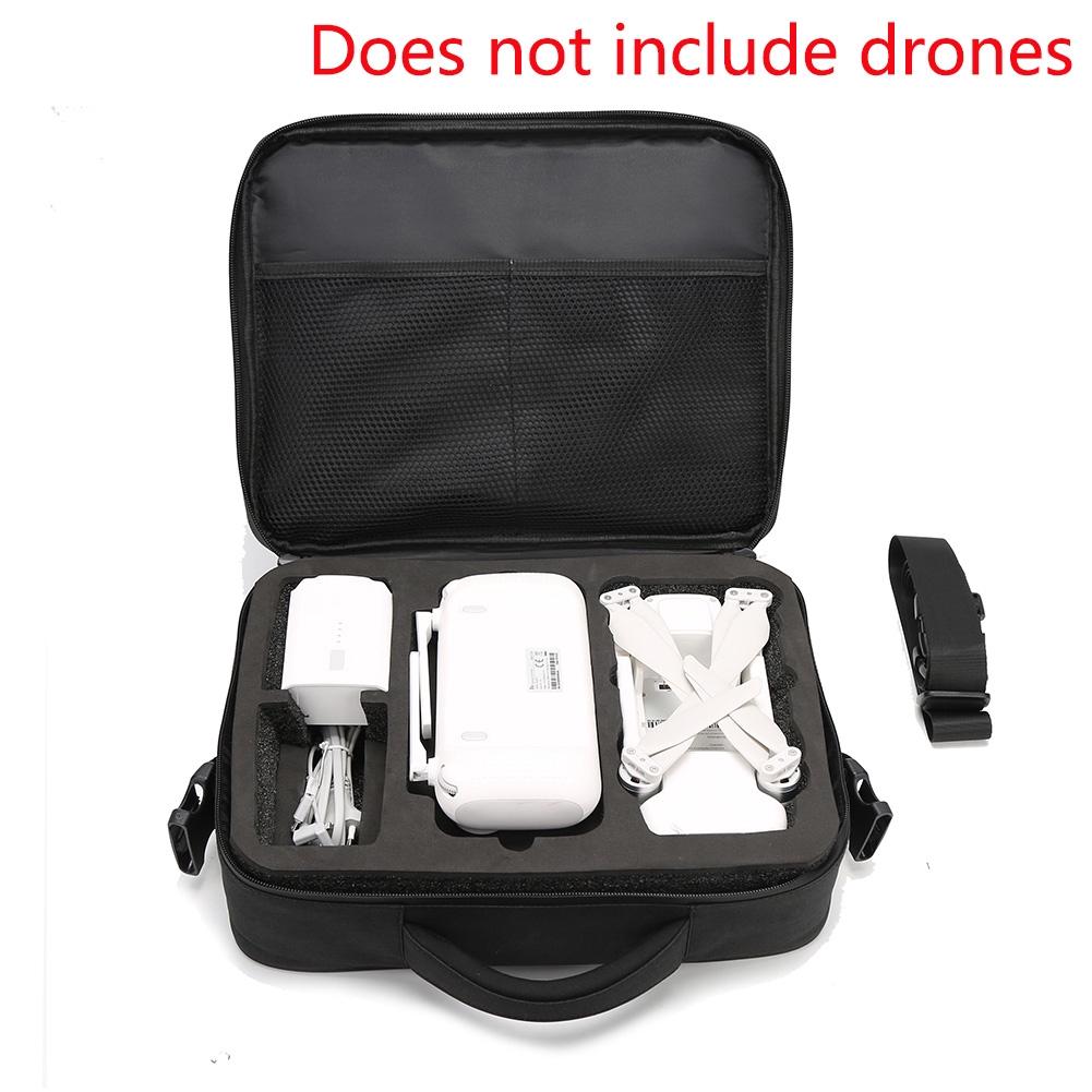 Storage Bag Anti Splash Protective Quadcopter Accessories Single Shoulder Double Zippers Crossbody For FIMI X8SE